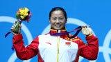 伦敦奥运第31金 女子举重58kg级李雪英