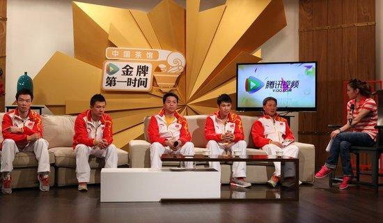腾讯专访体操男团:这批队员能接上08年的班