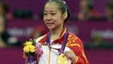 伦敦奥运第184金 体操女子平衡木 邓琳琳