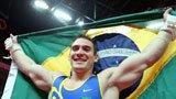 伦敦奥运第164金 男子吊环 扎内蒂