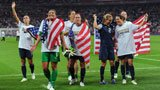 伦敦奥运第233金 女子足球 美国队