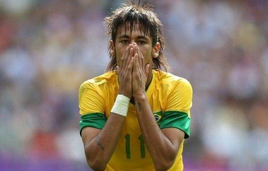 男足-巴西1-2负墨西哥 遗憾无缘首枚奥运金牌