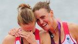 伦敦奥运第54金 女子双人单桨英国