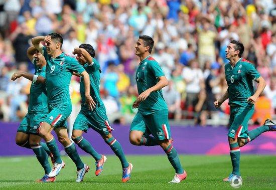 29秒!墨西哥男足闪电破门 创奥运会最快纪录