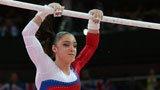 伦敦奥运第166金 女子高低杠 穆斯塔菲娜