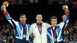 伦敦奥运第149金 体操鞍马决赛 匈牙利