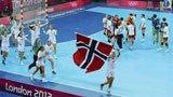 伦敦奥运第282金 女子手球比赛 挪威