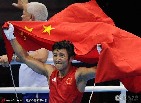 男子49KG级邹市明成功卫冕 夺中国军团第38金