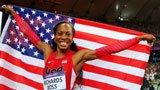 伦敦奥运第158金 女子400米 罗斯