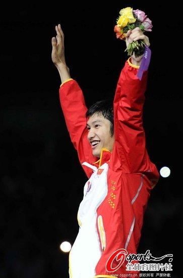 男花雷声演反逆转摘金 创中国奥运个人赛最佳
