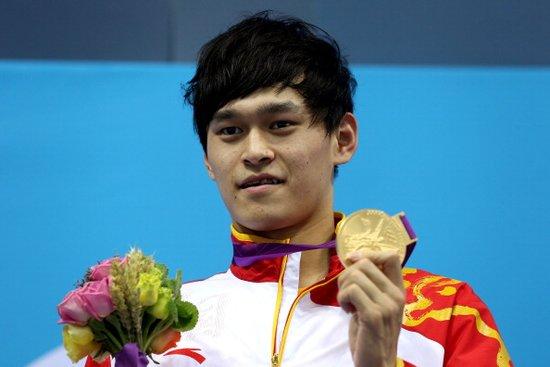 中国游泳狂揽5金2银3铜 创28年奥运最佳战绩