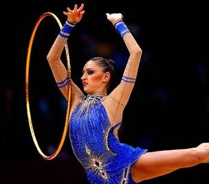 艺术体操个人 卡纳耶娃卫冕
