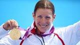 伦敦奥运第114金 女子铁人三项斯比瑞格