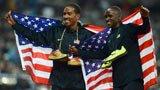 伦敦奥运第230金 男子三级跳远 美国