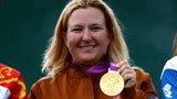 伦敦奥运第14金 女子双向飞碟罗德