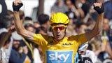 伦敦奥运第61金 男子自行车计时赛 维金斯