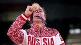 伦敦奥运第229金 女子自由式摔跤72公斤级 沃罗比耶娃