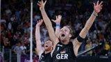 伦敦奥运第235金 男子沙滩排球 德国队
