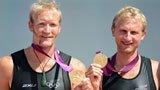 伦敦奥运第93金 男子双人单桨新西兰