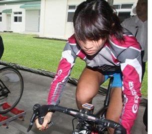 中华台北运动员积极备战奥运