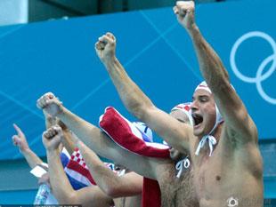 男水半决赛 克罗地亚胜黑山