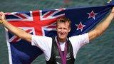 伦敦奥运第96金 赛艇男子单人双桨德斯戴尔