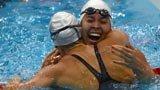 伦敦奥运第128金 女子50米自由泳决赛回放荷兰