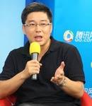 视著名足球评论员 刘建宏