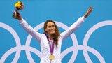 伦敦奥运第24金 女子400米自由泳木法特