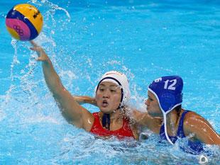 女水中国加时1球险胜获第五