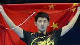 伦敦奥运第83金 乒乓男单张继科
