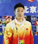 中国体操队队员 李小鹏