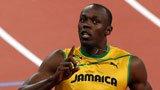 伦敦奥运第160金 男子100米 博尔特