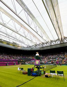 奥运网球比赛360全景图