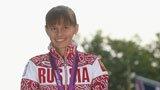 伦敦奥运第265金 女子20km竞走 拉什马诺娃