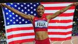 伦敦奥运第211金 女子200米 菲利克斯