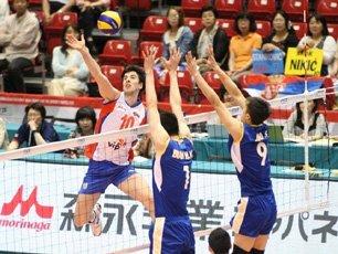 中国男排2-3惜败伊朗