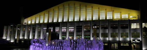 伦敦奥运会比赛场馆—伦敦地区场馆