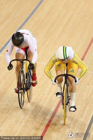 自行车中国总结:三奖牌创历史 争议难掩伟大
