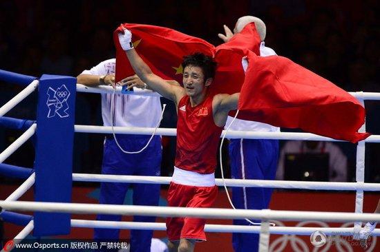 中国男拳历史回顾:起步较晚 邹市明屡创第一