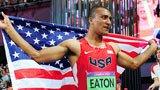 伦敦奥运第234金 男子十项全能比赛 美国