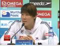 视频:不敌朴泰桓 孙杨400米自由泳失金