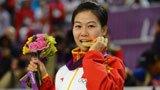 伦敦奥运第1金 女子10米气步枪易思玲