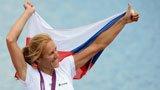 伦敦奥运第118金 赛艇女子单人双桨科纳普克娃