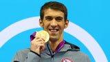 伦敦奥运第107金 男子100米蝶泳菲尔普斯