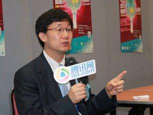 专访香港乒总主席余国梁
