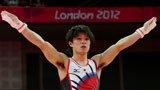 伦敦奥运第66金 体操男子个人全能内村航平