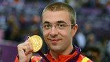 伦敦奥运第27金 男子10米气步枪艾琳