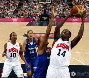 美国女篮创5连冠传奇