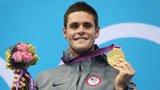 伦敦奥运第281金 男子10米台 布迪亚